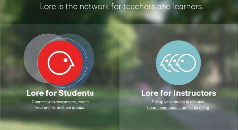 Lore Launches New Social Network for College Campuses