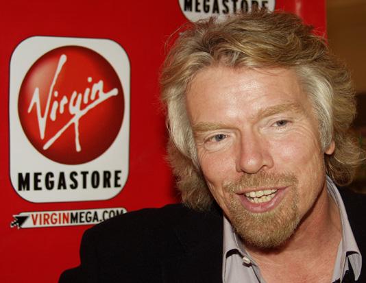 10 Days in Branson's Brain: Day 1
