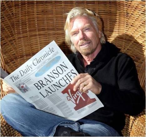10 Days in Branson's Brain: Day 5