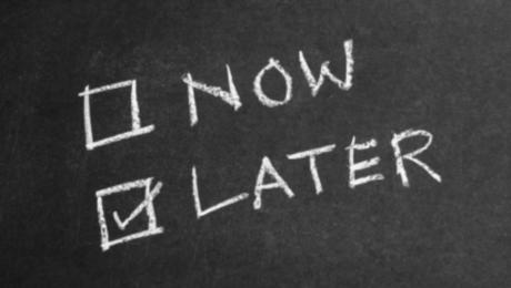 10 simple ways to beat procrastination