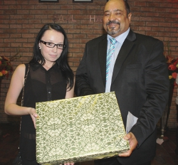 Northlink College student receives coveted Premier's Award  1 SA Study University, FET and Bursary Information South Africa