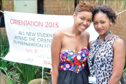 WSU Orientation week a success 1 SA Study University, FET and Bursary Information South Africa