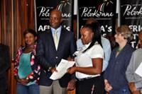 15 UL students receive Polokwane Mayor's bursaries 1 SA Study University, FET and Bursary Information South Africa