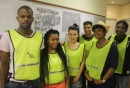 CPUT students building communities