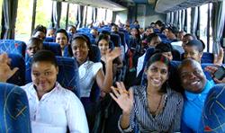 UKZN Academics Visit Secondary Schools 1 SA Study University, FET and Bursary Information South Africa