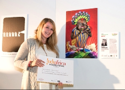 University of Johannesburg's art students win INDIAFRICA poster design competition 3 SA Study University, FET and Bursary Information South Africa