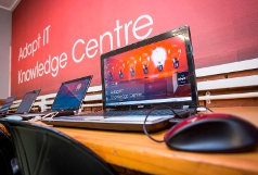 Adapt IT launches their first Knowledge Centre in Amaoti 2 SA Study University, FET and Bursary Information South Africa