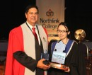 Northlink College Top Business student wins 2013 CEO award