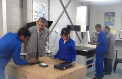 A world class Metrology Laboratory a first in the FET College Sector 1 SA Study University, FET and Bursary Information South Africa