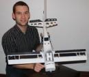 Hydrogen to power aeroplane