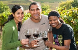 Student winemakers are aiming high 1 SA Study University, FET and Bursary Information South Africa