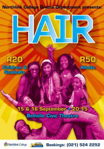 HAIR –THE MUSICAL presented by Northlink College | Northlink