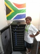 NWU student part of SA's winning team in super computers