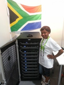 NWU student part of SA's winning team in super computers 1 SA Study University, FET and Bursary Information South Africa