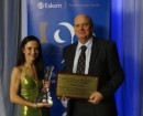 UP engineering student receives Eskom Chairman's University Award