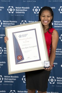 NMMU recognises student achievers 3 SA Study University, FET and Bursary Information South Africa