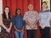 Three Rhodes students awarded Mandela Rhodes Scholarship 1 SA Study University, FET and Bursary Information South Africa