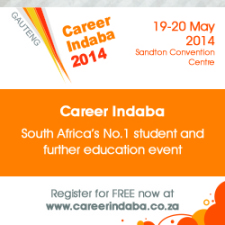Career Indaba 1 SA Study University, FET and Bursary Information South Africa