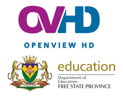 OpenView HD brings Free State schools new learning capabilities in high definition 1 SA Study University, FET and Bursary Information South Africa