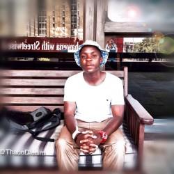 Thabo Ledimo, Student Blogger