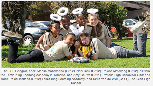 Six schoolgirls to represent SA at global Lego competition in Spain 1 SA Study University, FET and Bursary Information South Africa