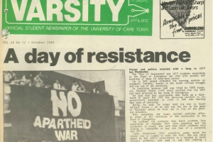 Varsity: 72 years and printing 2 SA Study University, FET and Bursary Information South Africa