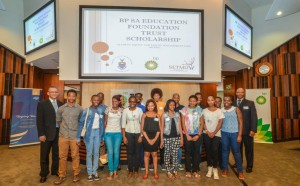 BP SA Education Foundation Trust - Scholarship Class of 2015