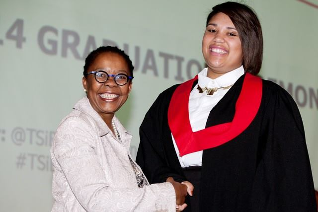 Cape Town gal on her way to Greatness 1 SA Study University, FET and Bursary Information South Africa