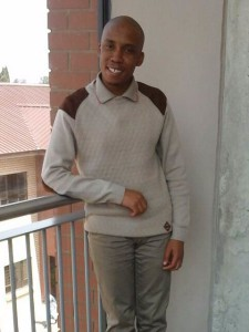 Solidly confident advice from a bright young mind - Ishmael Ramushu 2 SA Study University, FET and Bursary Information South Africa