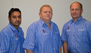 CUT's team leaders;