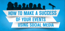 Use social media to make your event a success