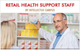 Retail Health Support Staff