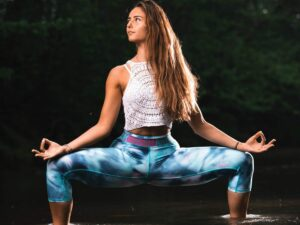 student yoga